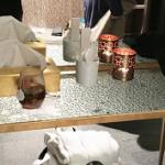 ラコリーヌスパの更衣室