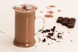 チョコレートドリンク